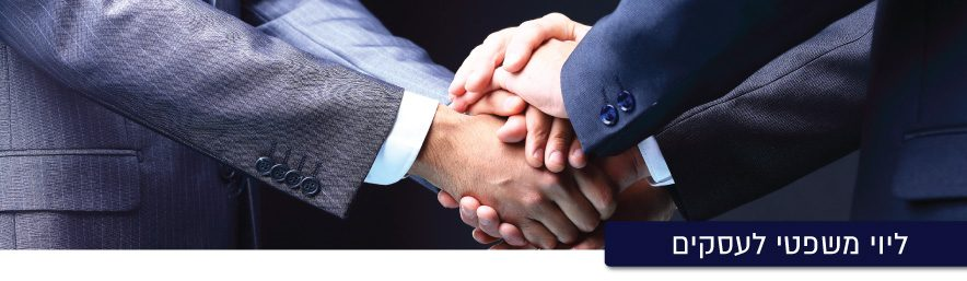 ליווי משפטי לעסקים - לינק