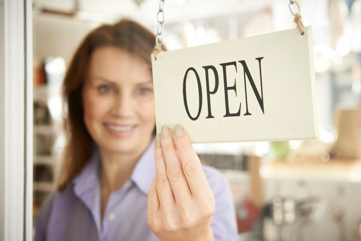 בקשה לפתיחה או ניהול עסק בזמן הליך פשיטת הרגל